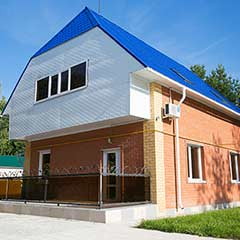 Коттедж санатория